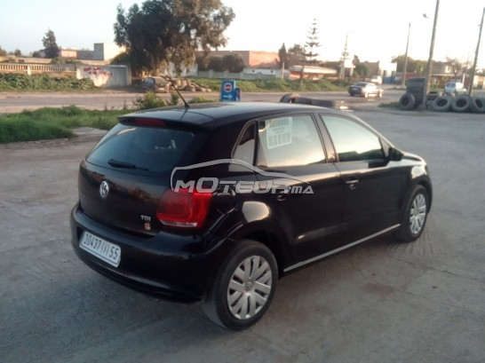 volkswagen polo 2012 diesel 148740 occasion errachidia maroc. Black Bedroom Furniture Sets. Home Design Ideas