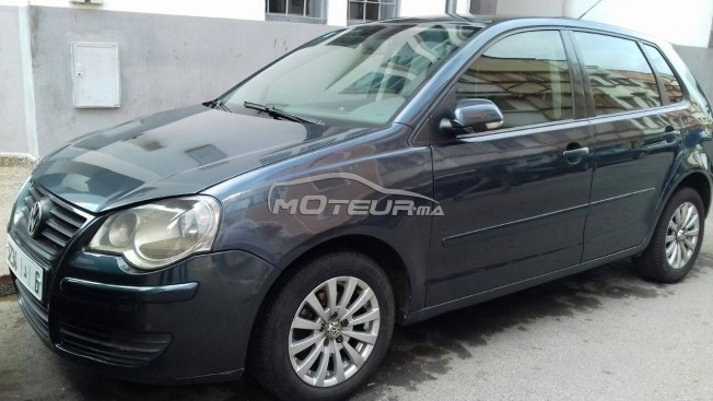volkswagen polo 2008 diesel 158215 occasion casablanca maroc. Black Bedroom Furniture Sets. Home Design Ideas
