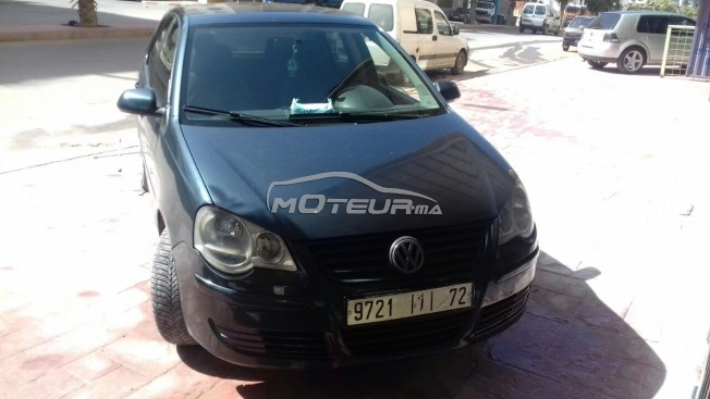volkswagen polo 2006 diesel 205444 occasion casablanca maroc. Black Bedroom Furniture Sets. Home Design Ideas