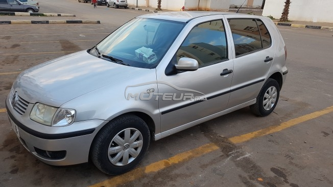 volkswagen polo 2000 diesel 142648 occasion casablanca maroc. Black Bedroom Furniture Sets. Home Design Ideas
