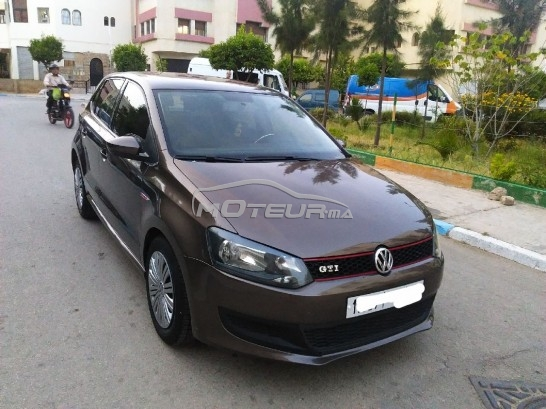 volkswagen polo gti 2014 essence 162631 occasion fes maroc. Black Bedroom Furniture Sets. Home Design Ideas