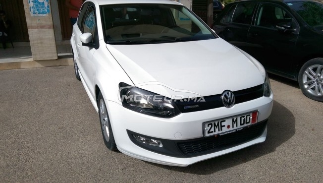 VOLKSWAGEN Polo Bluemotion مستعملة