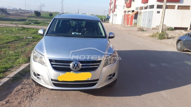 Acheter voiture occasion VOLKSWAGEN Tiguan au Maroc - 252052