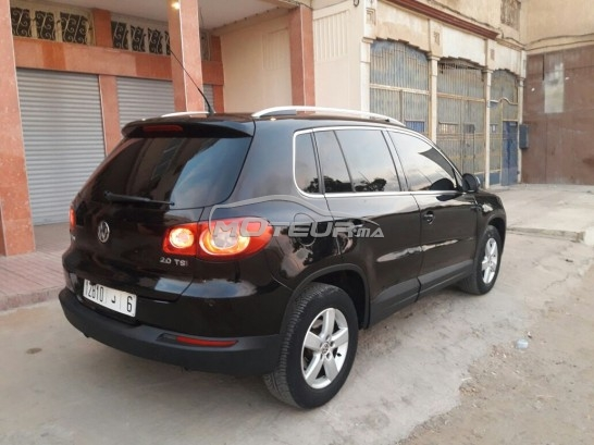 volkswagen tiguan sport 2008 essence 177216 occasion casablanca maroc. Black Bedroom Furniture Sets. Home Design Ideas