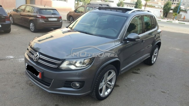 volkswagen tiguan r line 2 0 tdi 2013 diesel 145870. Black Bedroom Furniture Sets. Home Design Ideas