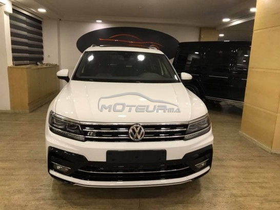 volkswagen tiguan occasion maroc annonces voitures. Black Bedroom Furniture Sets. Home Design Ideas