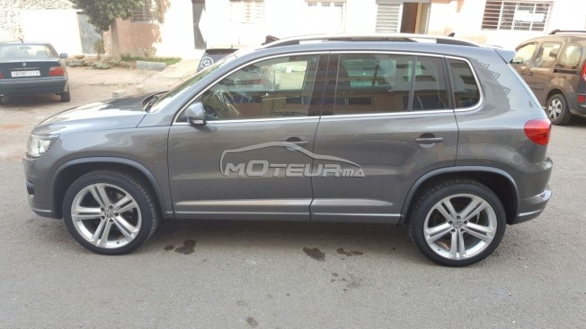 volkswagen tiguan r line pano touts options 2013 diesel. Black Bedroom Furniture Sets. Home Design Ideas