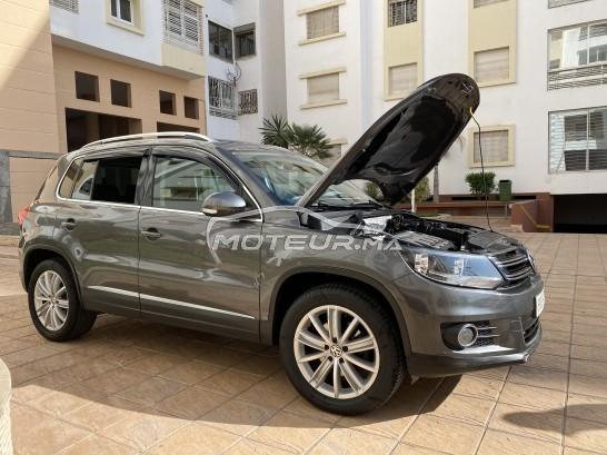 Voiture Volkswagen Tiguan 2016 à agadir  Diesel  - 8 chevaux