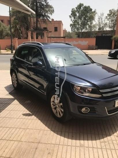 سيارة في المغرب فولكزفاكن تيجوان - 179881