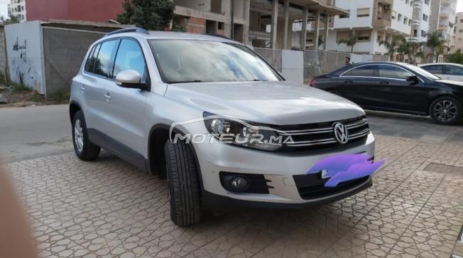Voiture Volkswagen Tiguan 2016 à temara  Diesel  - 8 chevaux
