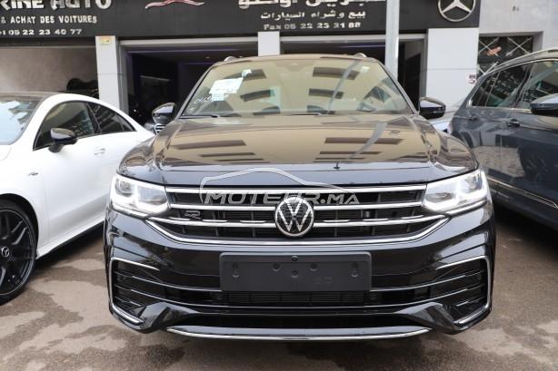 سيارة في المغرب VOLKSWAGEN Tiguan R line - 343556