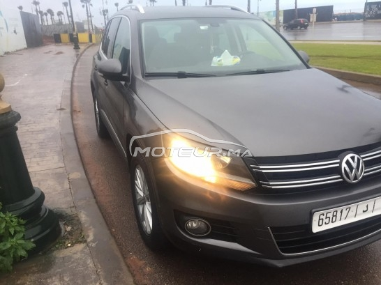 Voiture Volkswagen Tiguan 2012 à rabat  Diesel  - 8 chevaux