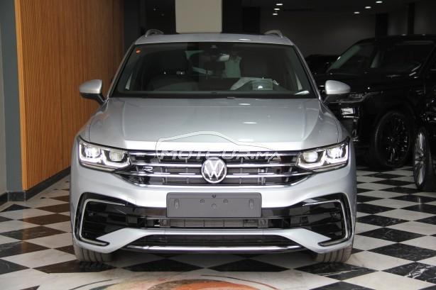 VOLKSWAGEN Tiguan Tdi r-line 4motion (200ch) importée neuve occasion