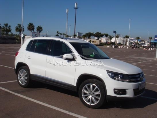 سيارة في المغرب VOLKSWAGEN Tiguan 2.0 tdi executive - 253273