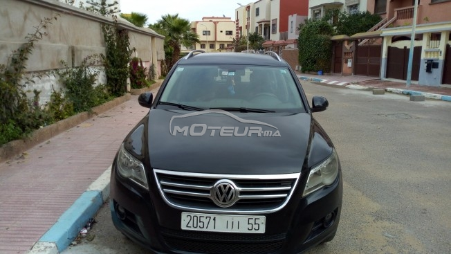 volkswagen tiguan occasion diesel jusqu 39 2008 maroc annonces voitures. Black Bedroom Furniture Sets. Home Design Ideas