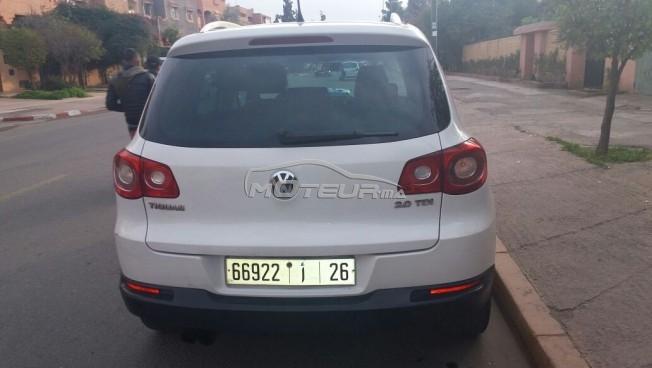سيارة في المغرب فولكزفاكن تيجوان - 204470