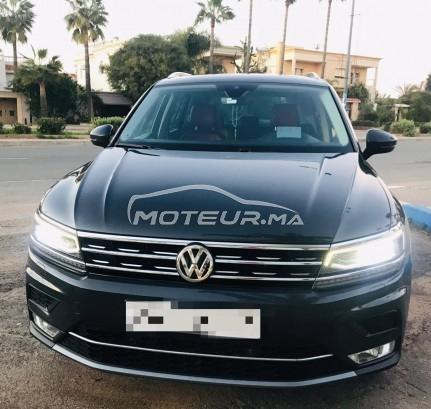 Voiture Volkswagen Tiguan 2017 à mohammedia  Diesel  - 8 chevaux