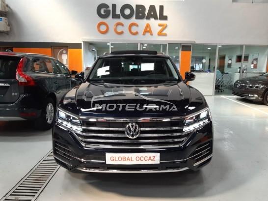 Voiture Volkswagen Touareg 2019 à casablanca  Diesel  - 12 chevaux