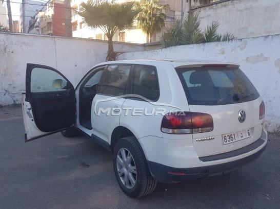 سيارة مستعملة للبيع Volkswagen Touareg R5 2008 الديزل 258919 الدارالبيضاء المغرب