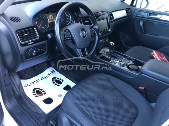 volkswagen touareg v6 tdi 2014 diesel 246565 occasion casablanca maroc. Black Bedroom Furniture Sets. Home Design Ideas
