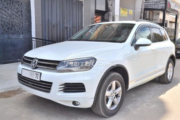 Acheter voiture occasion VOLKSWAGEN Touareg V6 tdi pullmen au Maroc - 321883