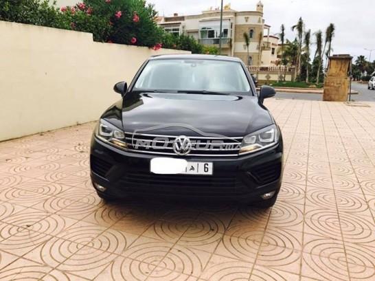 Voiture au Maroc VOLKSWAGEN Touareg V6 tdi - 167548