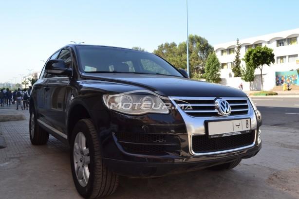 Voiture Volkswagen Touareg 2007 à casablanca  Diesel