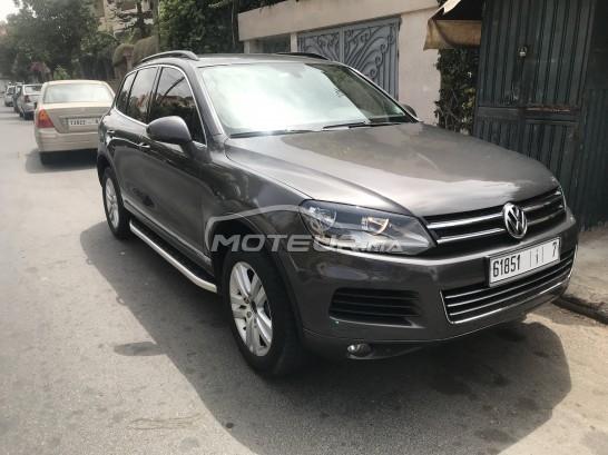 Acheter voiture occasion VOLKSWAGEN Touareg Tdi pullman 245 cv au Maroc - 233511