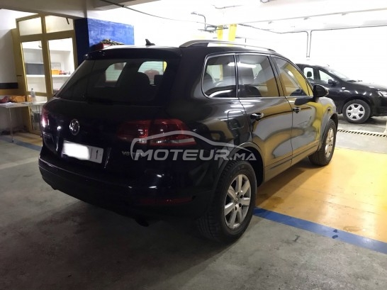 VOLKSWAGEN Touareg V6 245 ch occasion 664646