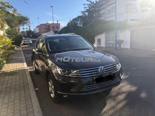 Voiture au Maroc VOLKSWAGEN Touareg V6 3.0 tdi 245 ch - 210533