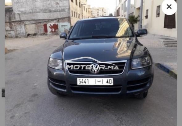 Voiture Volkswagen Touareg 2010 à marrakech  Diesel