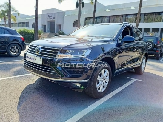 سيارة في المغرب VOLKSWAGEN Touareg Pullman 3.0 tdi - 293951
