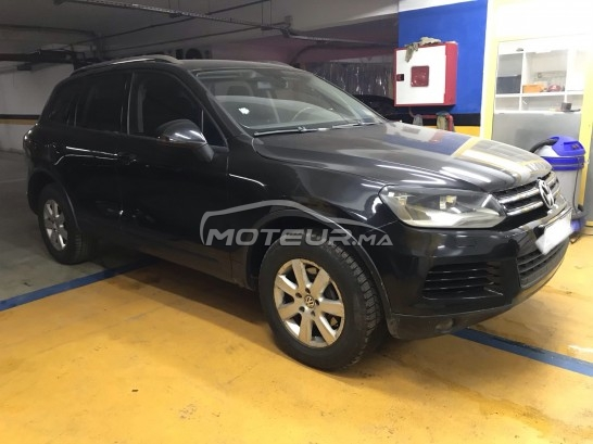 VOLKSWAGEN Touareg V6 245 ch occasion 664645