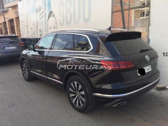 Voiture Volkswagen Touareg 2020 à casablanca  Diesel  - 6 chevaux