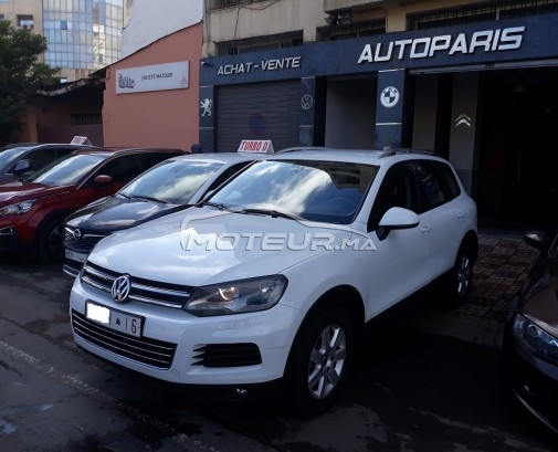 VOLKSWAGEN Touareg 3.0l occasion