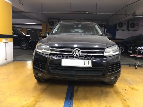 VOLKSWAGEN Touareg V6 245 ch occasion 664752