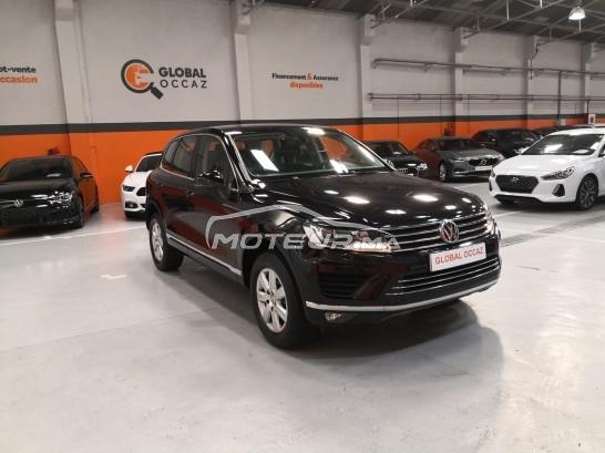 Acheter voiture occasion VOLKSWAGEN Touareg 3.0 v6 tdi au Maroc - 367732