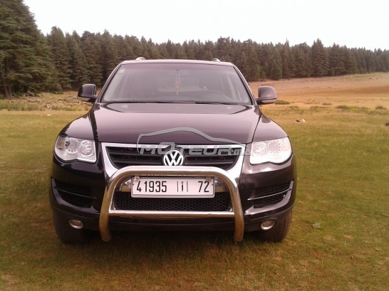 volkswagen touareg 2010 diesel 162442 occasion azrou maroc. Black Bedroom Furniture Sets. Home Design Ideas