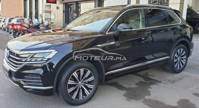 VOLKSWAGEN Touareg Extreme occasion