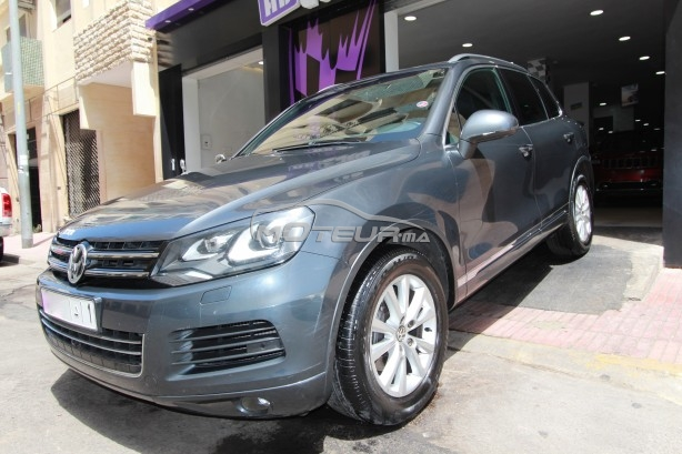 photo volkswagen touareg v6 tdi 2011 172165 358391 casablanca. Black Bedroom Furniture Sets. Home Design Ideas
