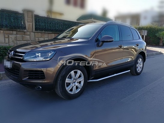 volkswagen touareg v6 tdi 245 cv 2011 diesel 187518 occasion rabat maroc. Black Bedroom Furniture Sets. Home Design Ideas
