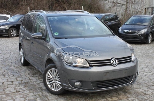 VOLKSWAGEN Touran 1.6 tdi 7 place occasion