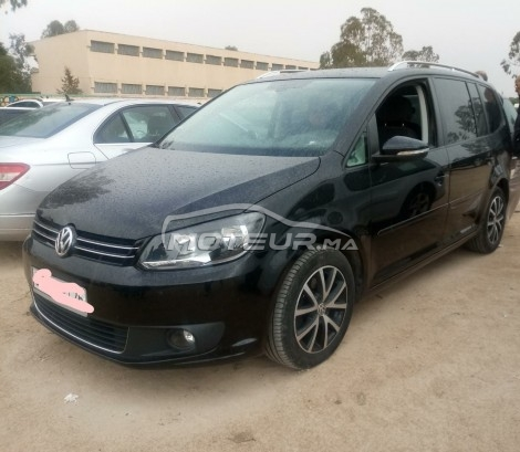 VOLKSWAGEN Touran 2.0 tdi bluemotion مستعملة
