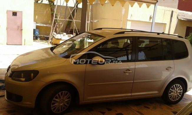 سيارة في المغرب فولكزفاكن تووران - 231722
