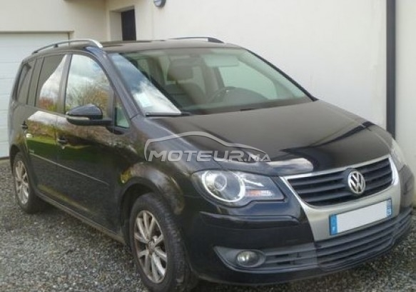 سيارة في المغرب فولكزفاكن تووران - 229676
