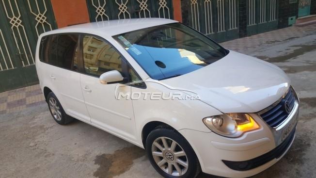 سيارة في المغرب فولكزفاكن تووران - 225459