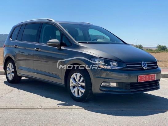 Voiture Volkswagen Touran 2017 à tanger  Diesel  - 8 chevaux