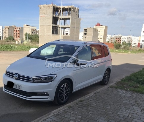 VOLKSWAGEN Touran Highline مستعملة
