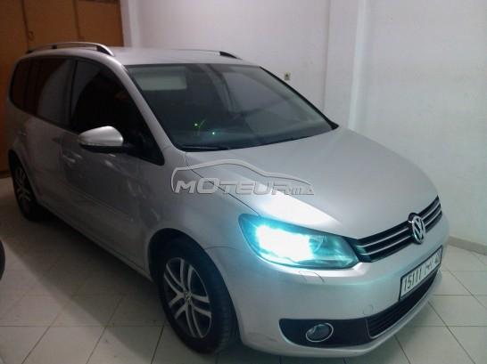 سيارة في المغرب VOLKSWAGEN Touran - 203073