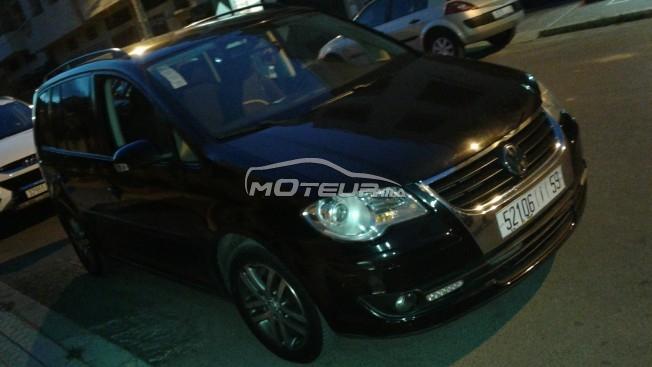 سيارة في المغرب فولكزفاكن تووران - 201489